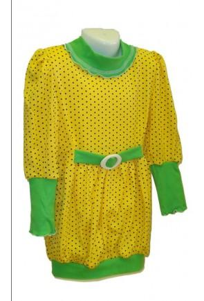 Детское платье-туника