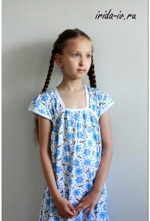 Ночная сорочка для девушек Лиза