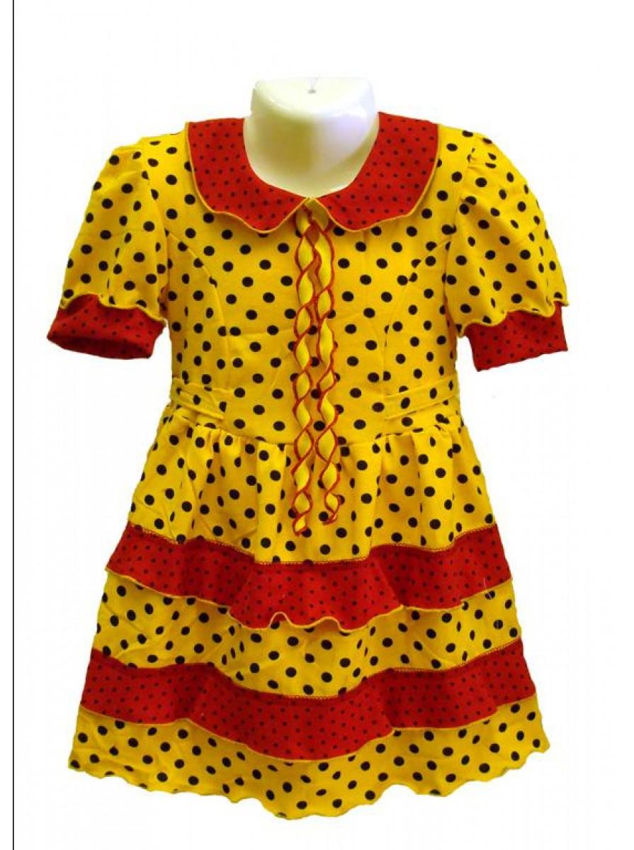 Нарядное детское платье для девочек Света