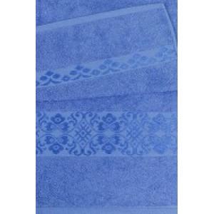 Голубое полотенце