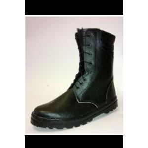 «БЕРЦЫ» ботинки хром с мягким кантом, высота 25 см