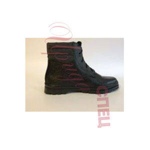 «ПИЛОТ» ботинки юфть/кирза с мягким кантом