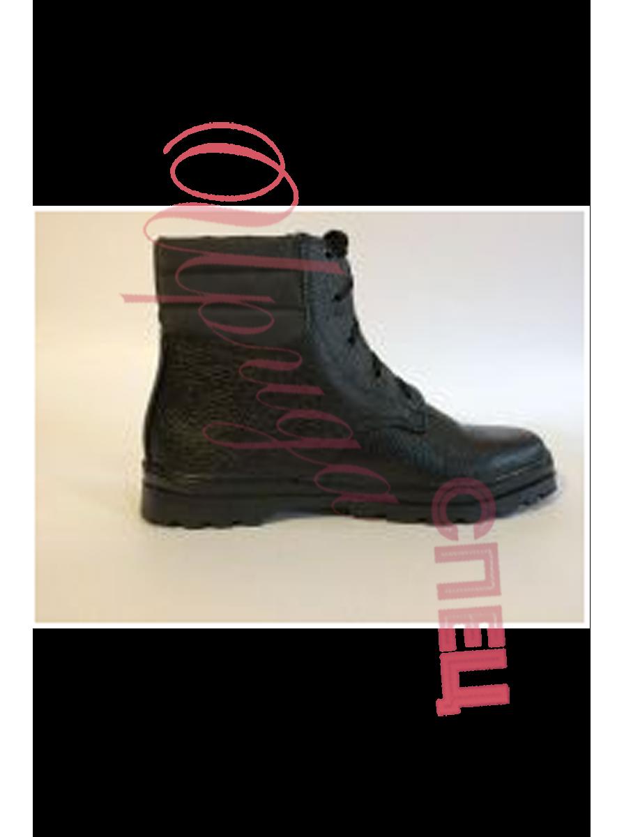 «ПИЛОТ» ботинки юфть с мягким кантом