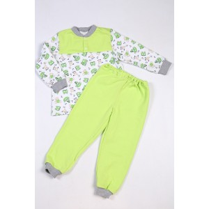 "Пижама для мальчика ""Клепа"""