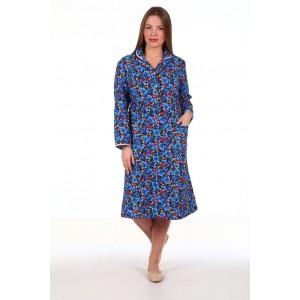 Платье женское из фланели
