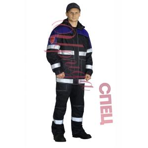 Костюм нефтяника куртка/полукомб