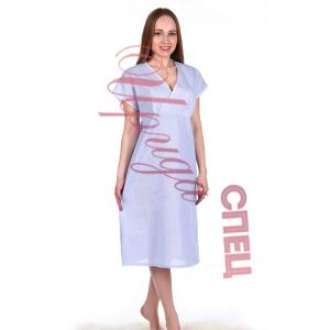 """Ночная сорочка для рожениц женская """"Мелани"""