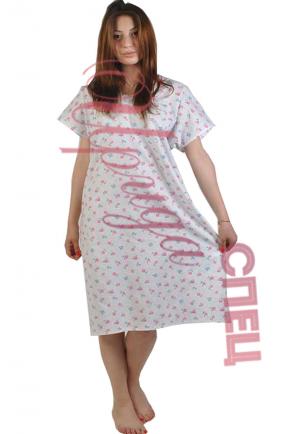 Сорочка ночная бязь стандарт