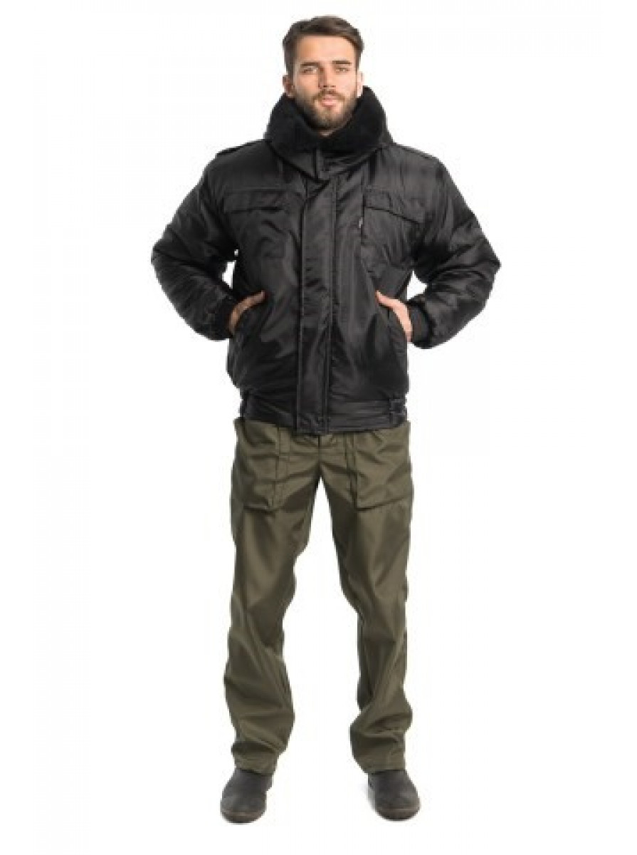 Куртка зима  спец, ткань оксфорд