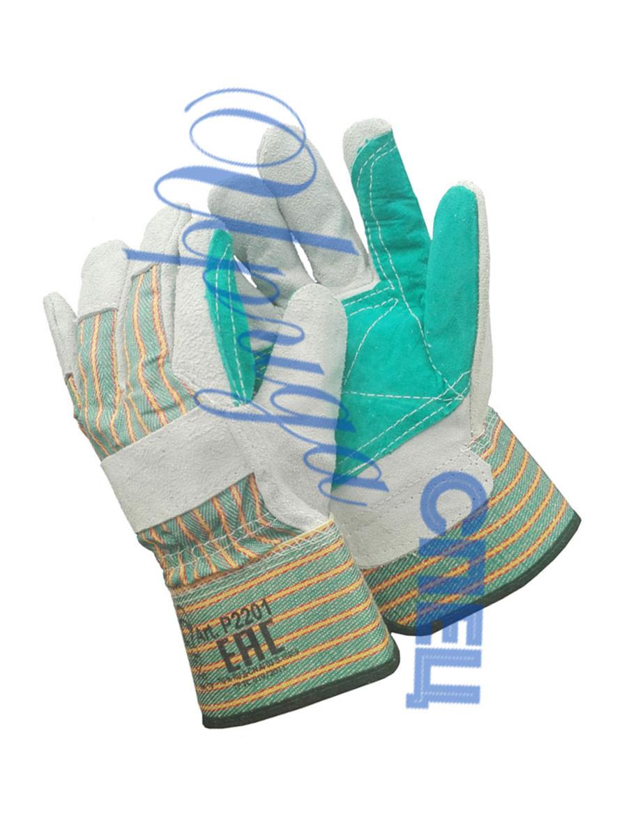 Комбинированные перчатки «Докер»