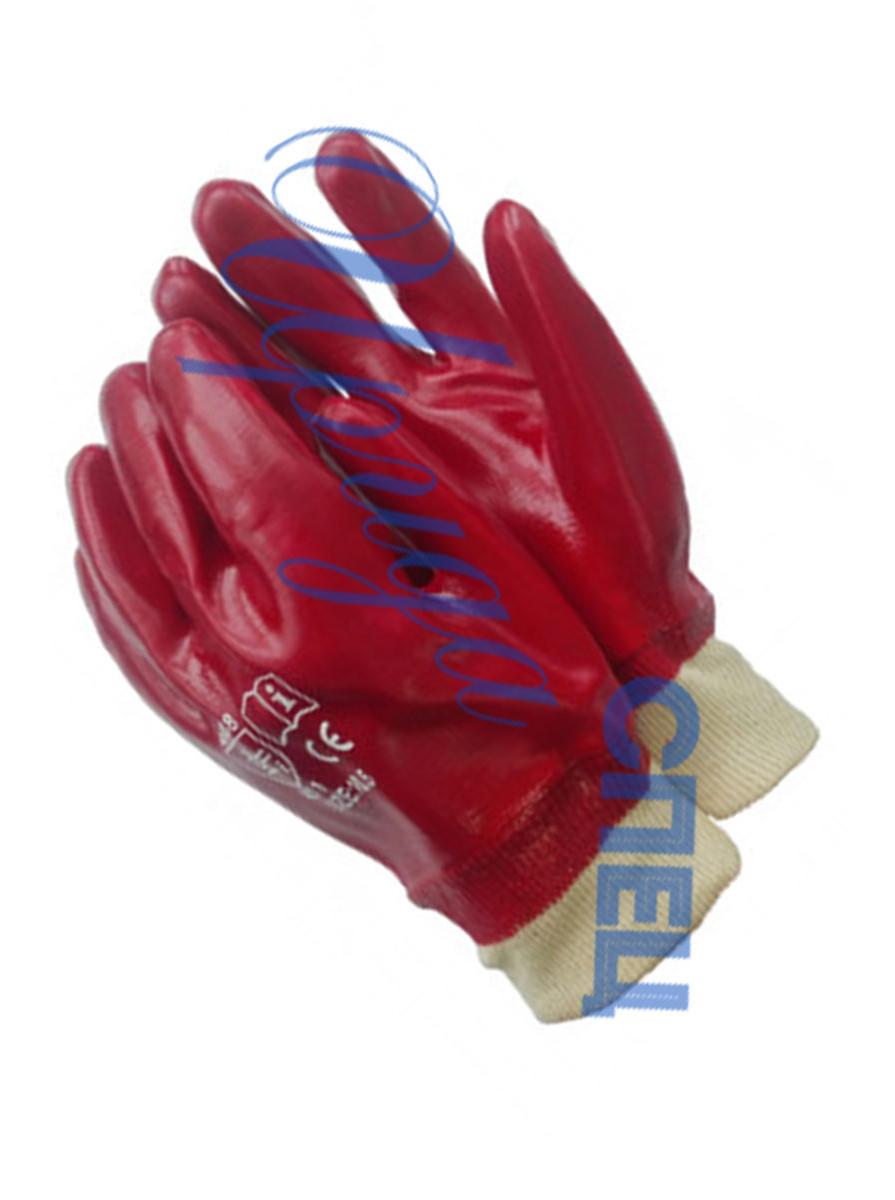 Перчатки МБС «ГРАНАТ» с ПВХ покрытием