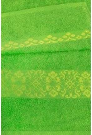 Светло-зелёное полотенце