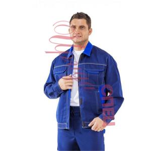 "Летний костюм рабочий ""Спейс"" муж. (синий) с брюками"